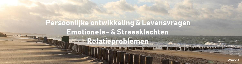 Emotionele klachten , Persoonlijke ontwikkeling & Levensvragen