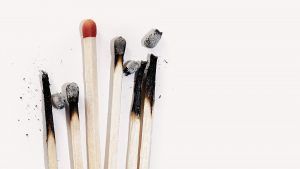 Veel voorkomende Burnout symptomen